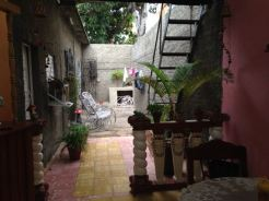At our casa in Trinidad
