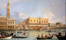 Canaletto's Doge's Palace